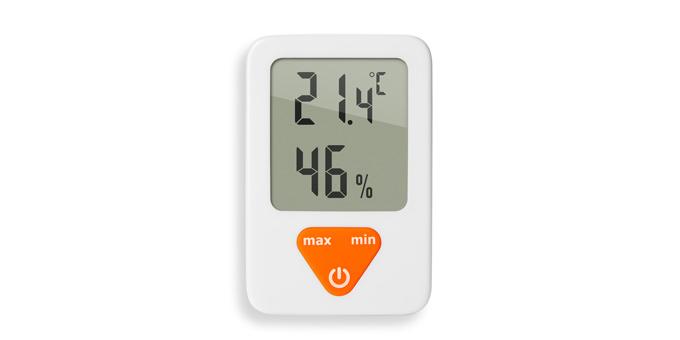 Hygrometer mit Thermometer ACCURA
