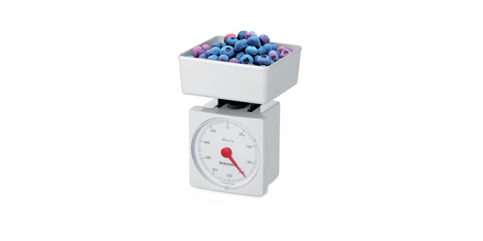 Kuchyňská váha ACCURA 0.5 kg