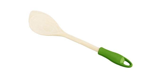 TESCOMA vařečka s rohem PRESTO WOOD, zelená