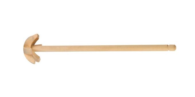 Batedor WOODY 28 cm