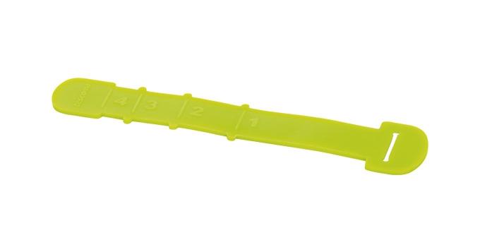TESCOMA odměrka na špagety FUSION, světle zelená