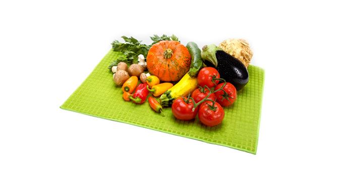 Abtropfmatte für Obst und Gemüse PRESTO 51 x 39 cm