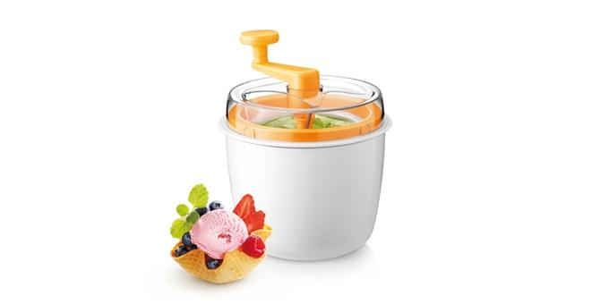 Máquina p/ fazer gelados DELLA CASA