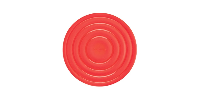 TESCOMA podložka pod džbán TEO ø18 cm, červená