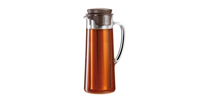 Kaffeebereiter für kalt gebrühten Kaffee und Tee TEO 1,0 l