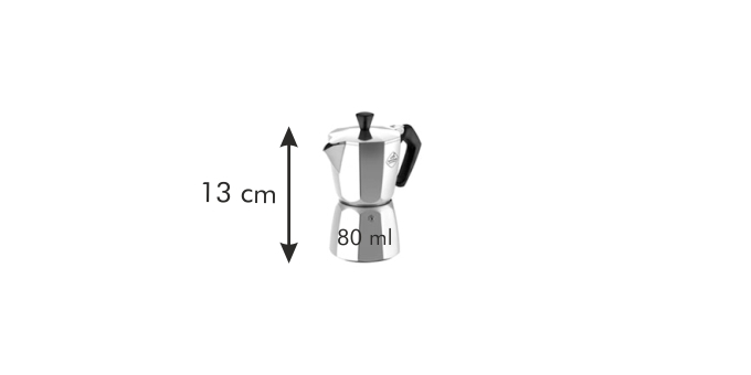 espressokocher paloma 1 tasse tescoma onlineshop haushalt k che kochen backen. Black Bedroom Furniture Sets. Home Design Ideas