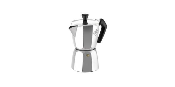 Espressokocher PALOMA, 6 Tassen