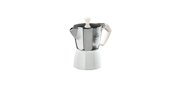 TESCOMA kávovar PALOMA Colore, 1 šálek, bílá