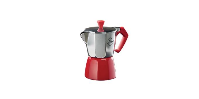 TESCOMA kávovar PALOMA Colore, 1 šálek, červená