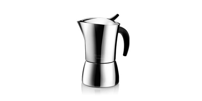 Cafeteira MONTE CARLO, 4 chávenas