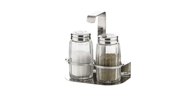 Súprava soľ a korenie CLASSIC