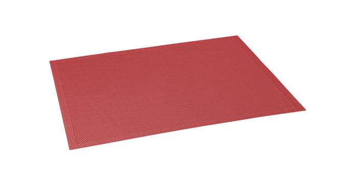 Podkładka FLAIR STYLE 45x32 cm, rubinowa