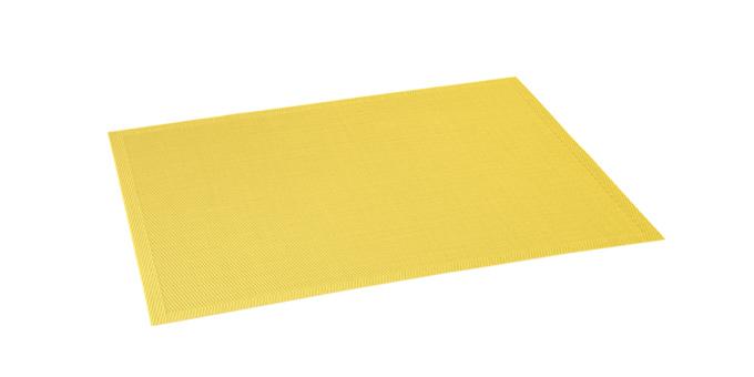 Mantel individual FLAIR STYLE 45x32 cm, banana