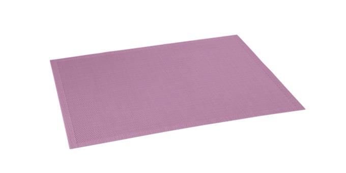 Podkładka FLAIR STYLE 45x32 cm, liliowa