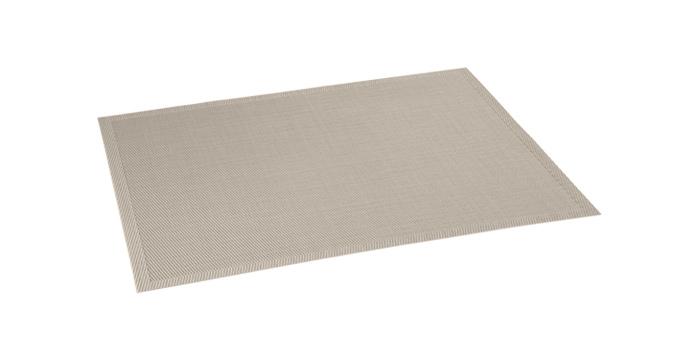 Podkładka FLAIR STYLE 45x32 cm, nugatowa