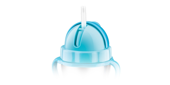 Detská termoska so slamkou BAMBINI 300 ml 48d3f816f5c