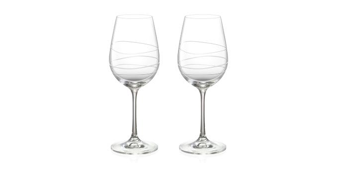Weinglas UNO VINO Vista 350 ml, 2 St.