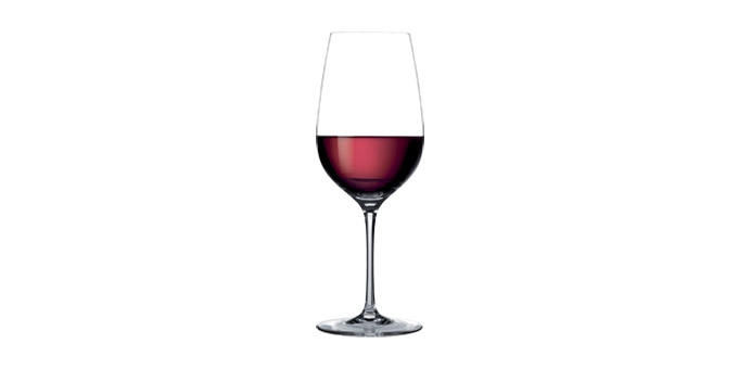 TESCOMA sklenice na bordeaux SOMMELIER 550 ml, 6 ks