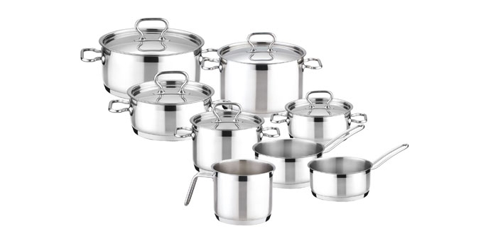 TESCOMA sada nádobí HOME PROFI, 13 dílů