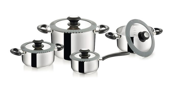 Sada nádobí SmartCOVER, 8 dílů