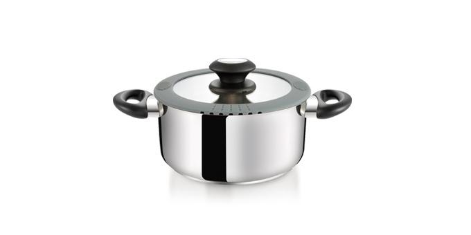 Kastról SmartCOVER s pokrievkou ø 20 cm, 3.0 l