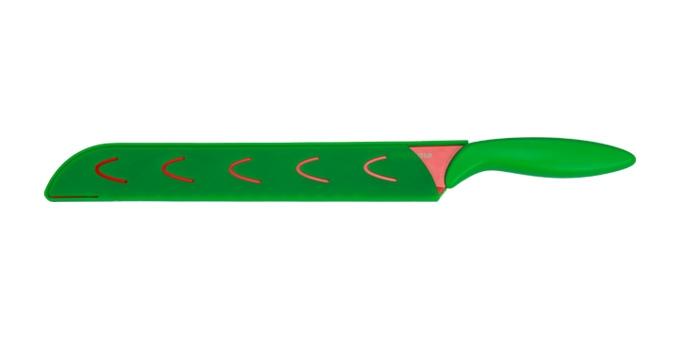 TESCOMA antiadhezní nůž na vodní meloun PRESTO TONE 30 cm, zelená
