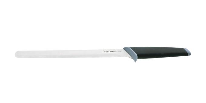 TESCOMA nůž na šunku COSMO 24 cm, červená