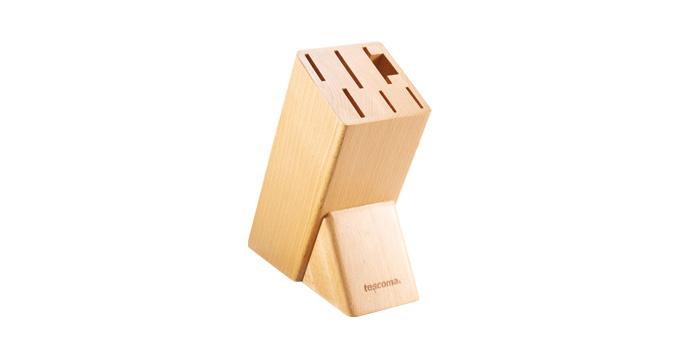 Tescoma blok NOBLESSE pro 6 nožů, nůžky na drůbež / ocílku