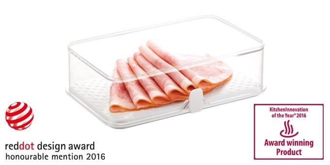 TESCOMA zdravá dóza do ledničky PURITY 22x14 cm
