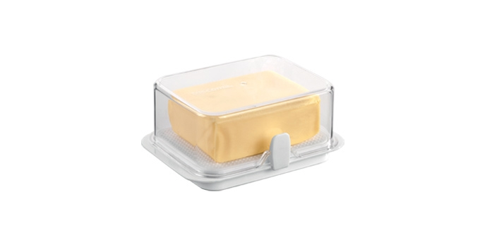 Zdravá dóza do chladničky PURITY, dóza na maslo