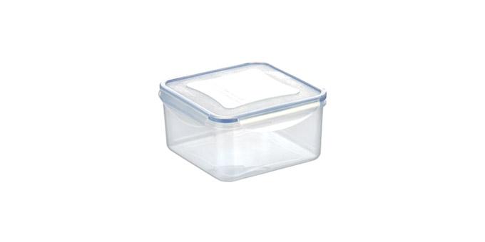 Dose FRESHBOX 0.4 l, quadratisch