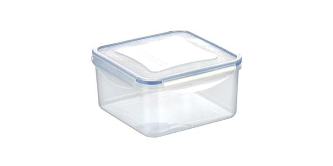 Dose FRESHBOX 1.2 l, quadratisch
