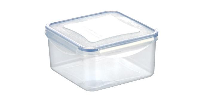 Contenedor cuadrado FRESHBOX, 3,0 l