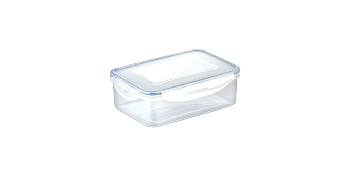 Caixa rectangular FRESHBOX 0.2 l