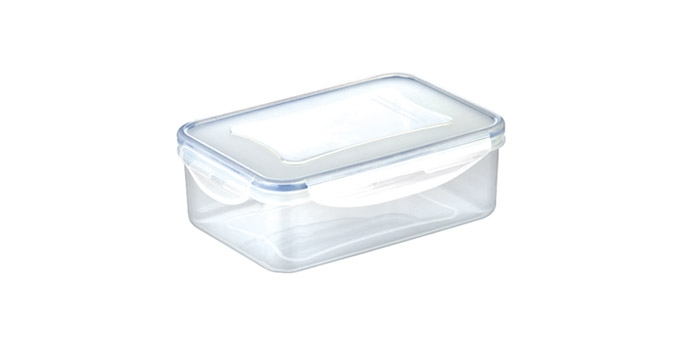 Caixa rectangular FRESHBOX 1.0 l