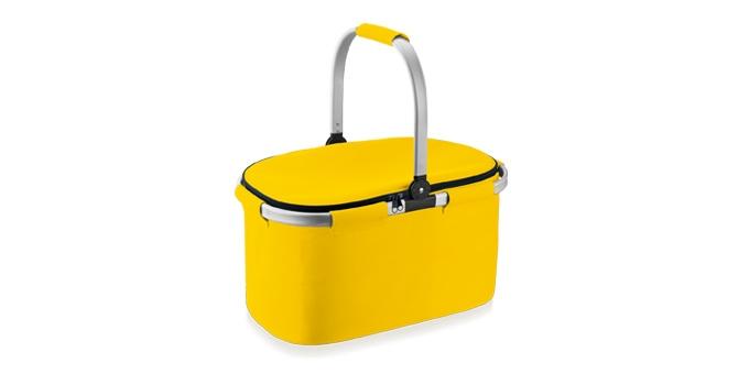 TESCOMA termokošík skládací COOLBAG, žlutá