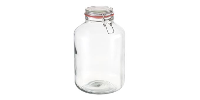 Tescoma zavařovací sklenice s klipem DELLA CASA 5000 ml