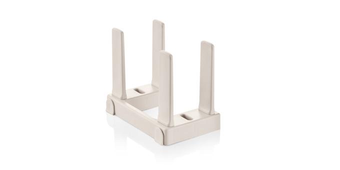 Extensión para soporte de sartenes FlexiSPACE 92 x 148 mm