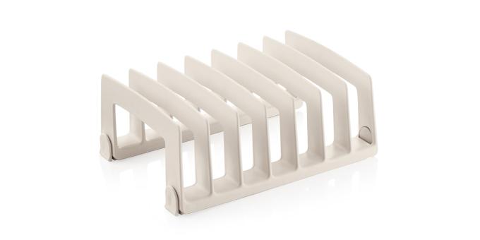 Suporte p/ tampas de plástico FlexiSPACE 185 x 148 mm