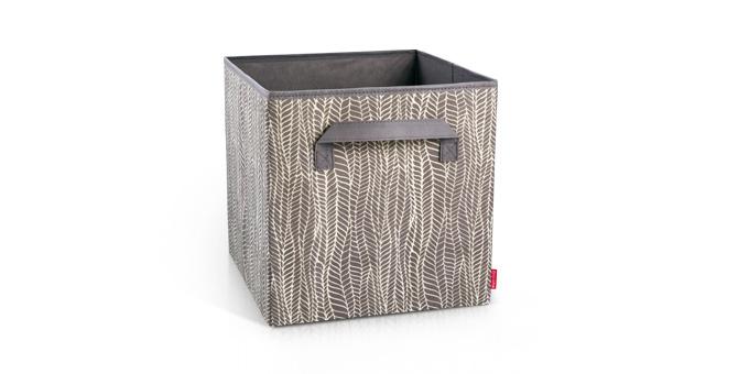 Kasten ohne Deckel FANCY HOME 30 x 30 x 30 cm
