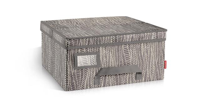 Pudełko na odzież FANCY HOME 40 x 35 x 20 cm