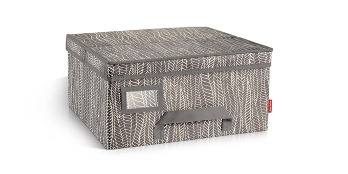 Krabice na oděvy FANCY HOME 40 x 35 x 20 cm
