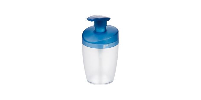 TESCOMA dávkovač saponátu CLEAN KIT 400 ml, modrá