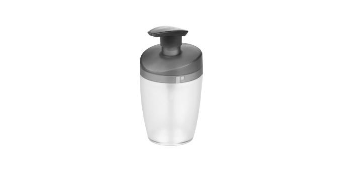 TESCOMA dávkovač saponátu CLEAN KIT 400 ml, šedá