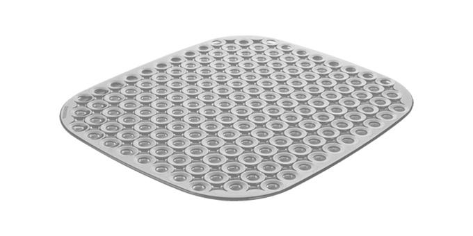 TESCOMA podložka do dřezu CLEAN KIT 32x28 cm, šedá
