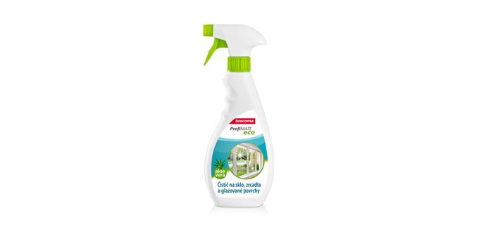 Reiniger für Glas-, Spiegel- und glasierte Oberfläche ProfiMATE 500 ml, Aloe vera