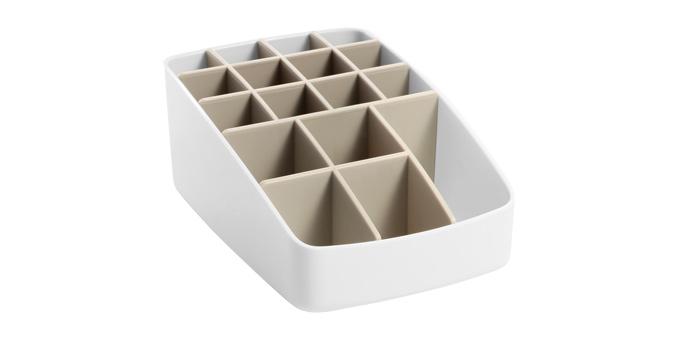 Aufbewahrungsbox für dekorative Kosmetikprodukte LAGOON