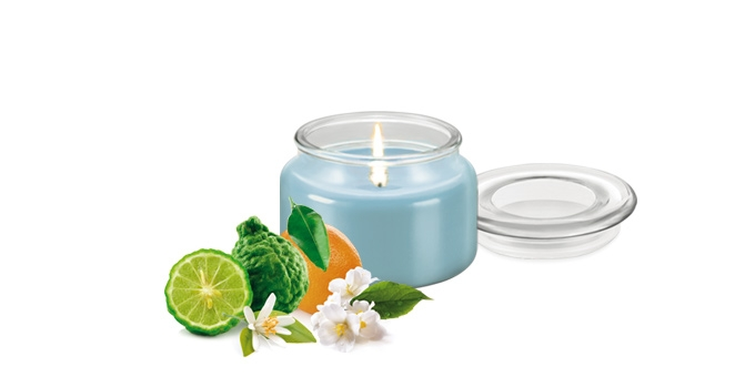 Vonná svíčka FANCY HOME 200 g, Neroli