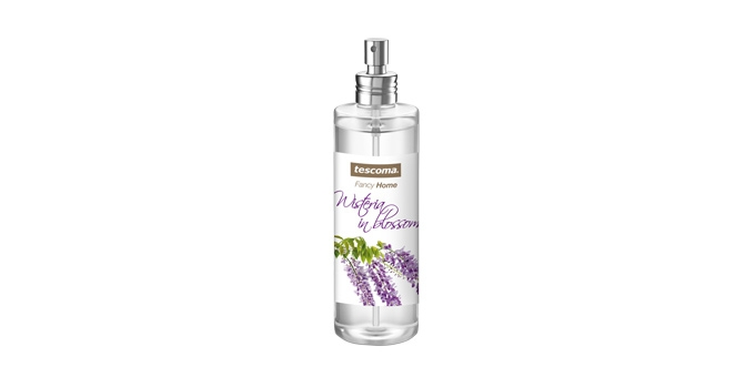 Aróma sprej FANCY HOME 250 ml, Kvitnúca vistária