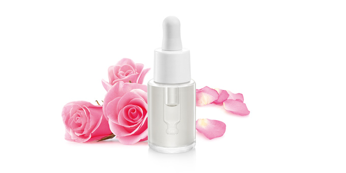 Esenciálny olej FANCY HOME 15 ml, Ružové kvety